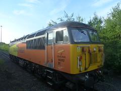 56 302 (58 023 'Peterborough Depot') Tags: diesellocomotive unitedkingdom england class56 grid colasrail type5 56302 namedlocomotive peco