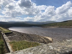Walk round Scar House Reservoir (MrRob.in) Tags: dayout iphone northyorkshire outdoor snaps yorkshire outandabout weather snap dogwalk walk