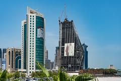 Burj Al Mana (www.iCandy.pw) Tags: qatar construction westbay doha burjalmana albandary almana burj