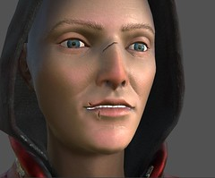 Survivor - Close-up (Aloe [Alli Keys]) Tags: