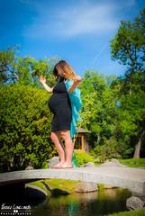 Maternity Photo Shoot (Fraser8888) Tags: vernon maternity photo shoot 2018 park color femal baby bump love creative green flowers water bridge daylight blue