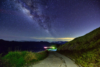 The way to Galaxy