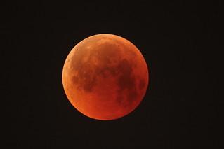 Lunar eclipse – 27 July 2018