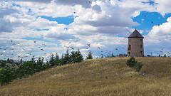 Altınköy/TURKEY (esatphotographer) Tags: scenery house brown village town sky air zeiss 1635mm