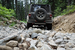 DSC01506 (Aubrey Sun) Tags: off road jeep wrangler rubicon jl 2018 cle elum roslyn wa washington mountain 4wd trail teanaway fortune creek van epps pass loop gallagher head lake