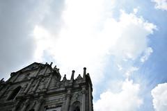 10 (charliegarciar) Tags: cathedral ruins macau architecture sky stone materials texture landmark old vintage saint paul asia