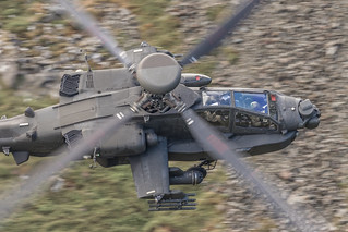 Apache in the Scree