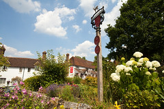 Hartfield Village (Adam Swaine) Tags: hartfield villages signposts villagenames kent rural english england uk britain british canon summer touring beautiful signs names
