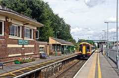 159 019, Templecombe (Yeovil Town) Tags: southwesternrailway templecombe 159019 londonwaterloo exeterstdavids