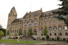 Koblenz: Preußisches Regierungsgebäude (Helgoland01) Tags: koblenz rheinlandpfalz preusen deutschland germany bundeswehr