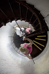 going down (ucumari photography) Tags: ucumariphotography keywest lighthouse stairs staircase florida fl july 2018 dsc3595
