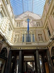 brussels_3_021 (OurTravelPics.com) Tags: brussels internal facade queens gallery galeries royales sainthubert shopping arcade