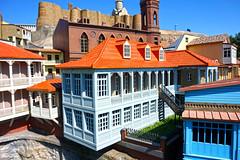Miniature town (Dumby) Tags: miniature park georgia travel