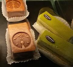 Dessert of Starbucks (:Dex) Tags: dessert cheesecake chocolate starbucks sweet yummy food taipei taiwan