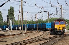 DBS 66120 (Hoover 29) Tags: diesel class66 dbs 66120 freighttrain 6m16 york england