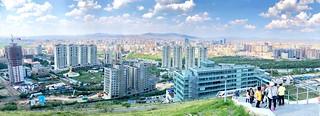 Ulaanbaatar panorama