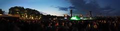 Gorillaz Live. (Captusia) Tags: gorillaz orangestage roskildefestival 2018 panorama