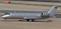 VistaJet / Bombardier Challenger 850 / 9H-ILZ (vic_206) Tags: vistajet bombardierchallenger850 9hilz bcn lebl corporatejet bizjet explore