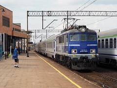 PKP EP07-1037 (jvr440) Tags: trein train spoorwegen railroad railways pkp ic leszno ep07