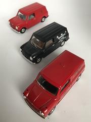 Lledo Vanguards / Corgi / Lledo - Assorted Mini Vans - Miniature Diecast Metal Scale Model Vehicles (firehouse.ie) Tags: burburrys royalmail fourgons fourgon vehicules vehicles vehicule vehicle vans van lledovanguards corgi lledo vanfourgon minivan minicar mini