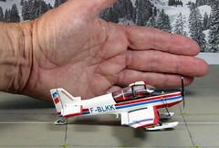 Jodel Échelle (Franclab) Tags: aviation maquette model 172 jodel