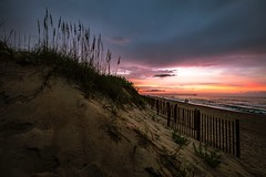 Stormy sunset (cpjRVA) Tags: outerbanks northcarolina ducknc sunset