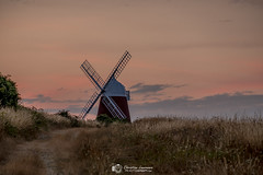 Path to Halnaker Windmill (Christian Lawrence Photography) Tags: landscape landscapephotography windmill sunset path summer