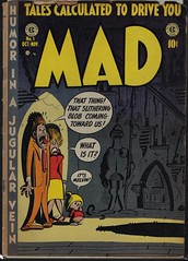 MAD 1 (Rare Comic Experts 43yrs of experience) Tags: komickaziofficial braziliancomics revista igcomics comics goldenagecomics silveragecomics mad madmagazine rarecomics vintagecomics oldcomics cbcs cgc