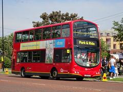Go North East 6907 / LX06 EBJ (TEN6083 (kieron mathews)) Tags: sunderland seaburn sealane eclipsegemini wright b7tl volvo lx06ebj 6907 gonortheast nebuses bus