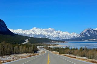C57A8363 - Abraham Lake | Alberta Canada