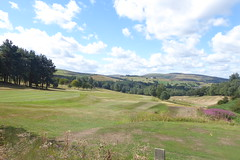 P1130297 (dave_attrill) Tags: glossop snakepass golfcourse peakdistrict derbyshire snakeroad road a57 sheffield manchester mainroad corridor july 2018 country hills summer