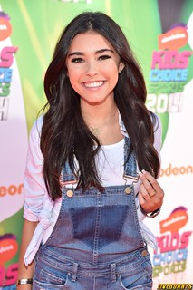 Madison Beer at Kids Choice Awards 2014