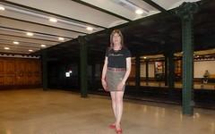 Budapest - Bajcsy-Zsilinszky út (Alessia Cross) Tags: crossdresser tgirl transgender transvestite travestito