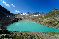Wildsee, Pizol, Schweiz