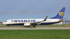 EI-FZP (AnDyMHoLdEn) Tags: ryanair 737 egcc airport manchester manchesterairport 23l
