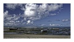 Baie Mourouk - Île Rodrigues. (Vince-PhotoGraphy) Tags: océanindien indianocean îlerodrigues baiemourouk océan plage bleu bateaux mer marée basse