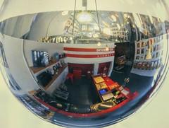 Vinyl Is Final (clarkcg photography) Tags: reflection lightbulb records lp vinyl 1233 rpmsongsbandscoversalbum coversartsliders sunday