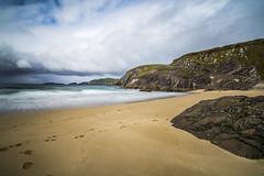 Irlanda  - kerry (Dario Crociato) Tags: kerry irlanda coste spiagge mare baia cielo sabbia paesaggio
