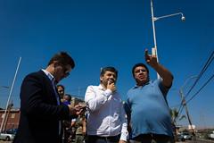 INAUGURACIÓN CÁMARAS TAMBO QUEMADO (muniarica) Tags: inauguracióncámarastamboquemado dipreseh cámara muni ima municipalidad alcalde gerardoespindola concejal jorgemollo seguridad vecinos