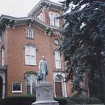 Jamestown New York  - Gov. Reuben Fenton Mansion - Fenton HIstory  Center - Exterior thumbnail