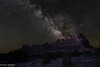 What Being in the Dark Conceals/What Being in the Dark Reveals (ThoughtSusan) Tags: canyonlandsnationalpark squawbutte milkyway nightsky highdesert