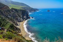 Big Sur, Route 1, California (tatebirra) Tags: big sur california ocean sun route 1 usa roadtrip travel