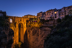 The other side (Daniel.Peter) Tags: andalusien puentenuevo ronda spain spanien dpe3x