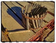 THE MACHINE (akahawkeyefan) Tags: hammer basket machine kingsburghistoricalpark davemeyer