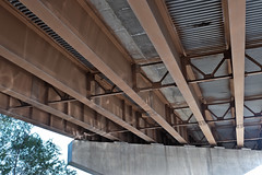 Underneath (Rich Renomeron) Tags: fujifilmxt20 fujinonxf27mmf28 concreteandsteel hyattsville overpass