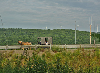 Amish Sunday Drive