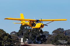 24-8517 A-22 Aeroprakt Valor-Foxbat (ASEL) 29R YSBK-3545 (A u s s i e P o m m) Tags: aeroprakt foxbat bwu ysbk bankstownairport bankstownaerodrome bankstown condellpark newsouthwales australia au