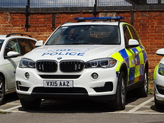 Warwickshire and West Mercia Police BMW X5 Armed Response Vehicle VX15 AAZ, Coleshill Police Station. (Vinnyman1) Tags: warwickshire west mercia police bmw x5 operational patrol unit armed response vehicle arv vx15 aaz opu afo authorised firearms officer anpr automatic number plate recognition cctv closed circuit television enabled rugby wp coleshill station rpu roads policing emergency services service rescue 999 england uk united kingdom gb great britain