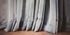 Sipario... (Rino Alessandrini) Tags: tende sipario stoffa intimità chiuso morbido drappo