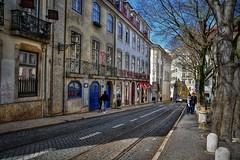 710_8510z1 (A. Neto) Tags: sigmadc18250macrohsmos sigma nikond7100 nikon d7100 color architecture street rails winter cityview cityscape portugal lisboa lisbon